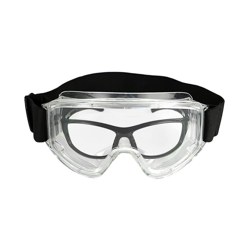 Lenses with anti-fog coating