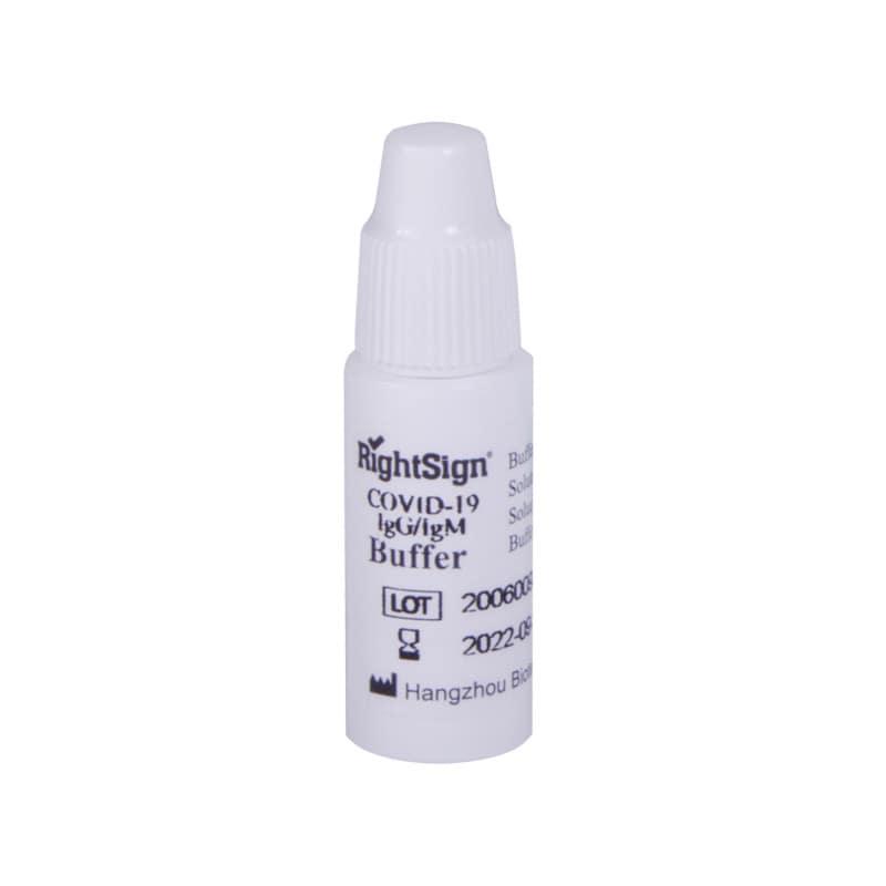 1 bottle buffer solution