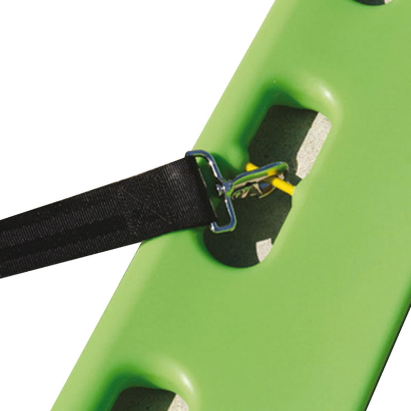 With 14 all-round handle recesses and integrated speed clip pins for strap attachment