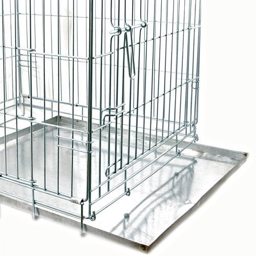 Collapsible transport cage