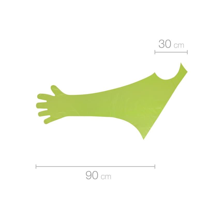 Longitud total de 120 cm, sensibilidad táctil óptima