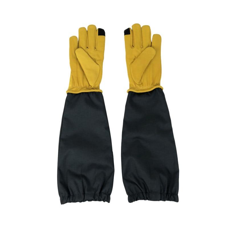 Fingerhandschuh aus Elchleder und Kevlar®