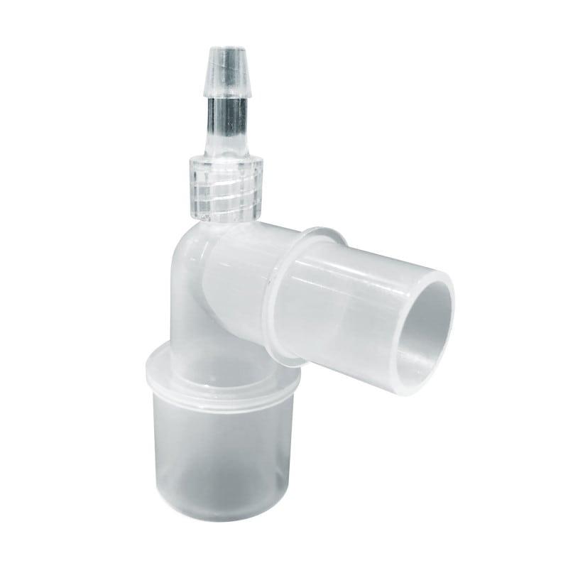 Konnektor für den Anschluss von Sauerstoffkonzentratoren oder Sauerstoffflaschen