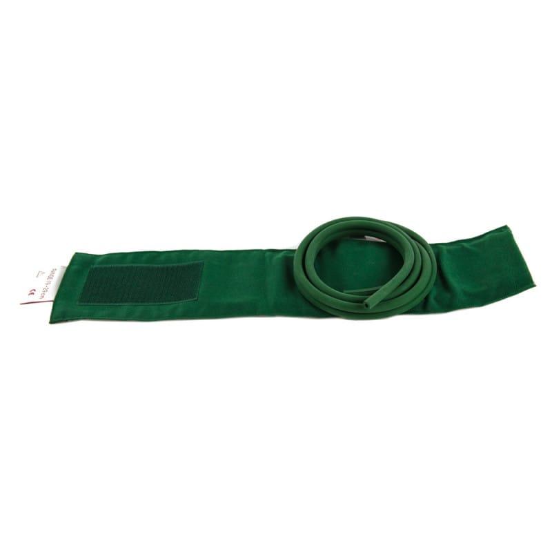 El manguito de velcro ERKA tiene una superficie higiénica y fácil de limpiar