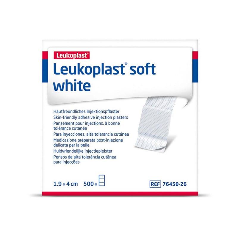 Weißer Wundverband als praktische Meterware