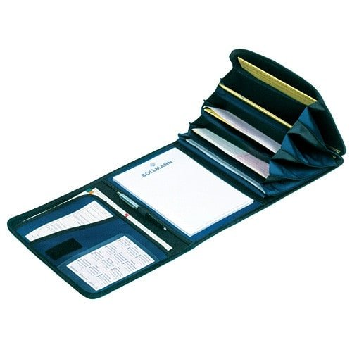 Folder with 9 compartments, DIN A4