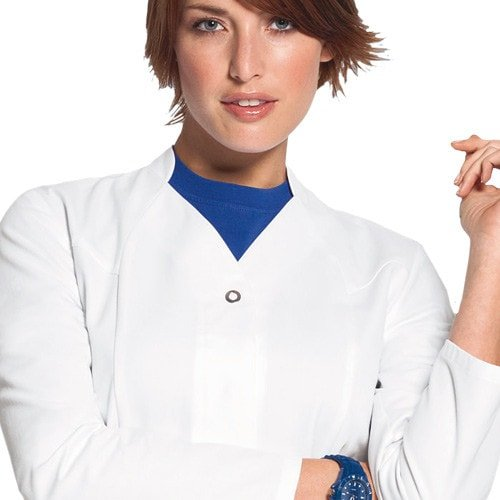 Doctor's coat for women