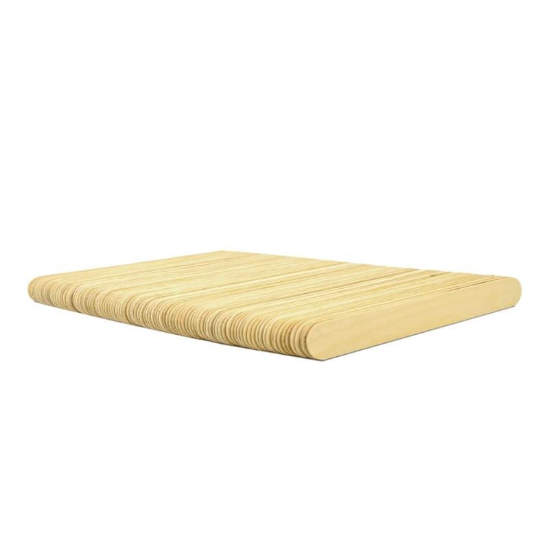 Abbassalingua in legno