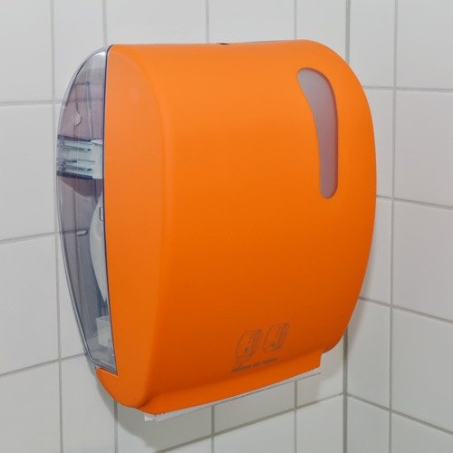 Sensor-Towel Dispenser