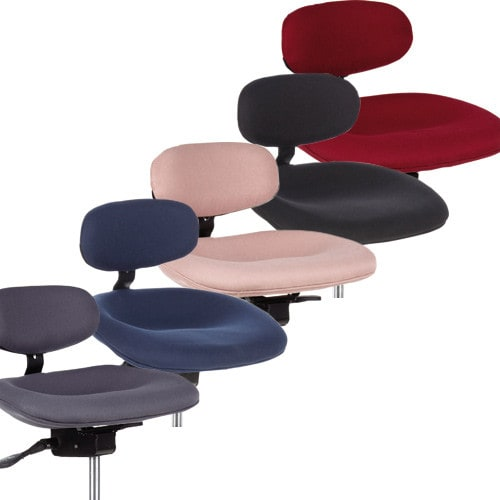 Ergonomic Swivel Stool