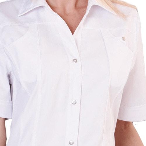 Bluza medyczna rozpinana