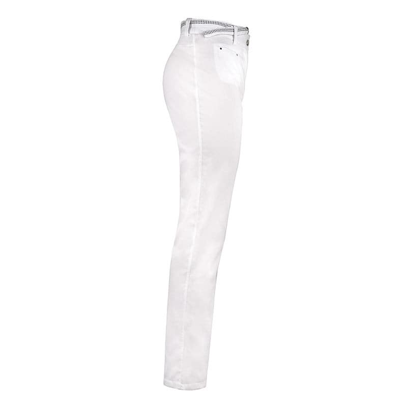 HIZA Ladies' trousers with belt