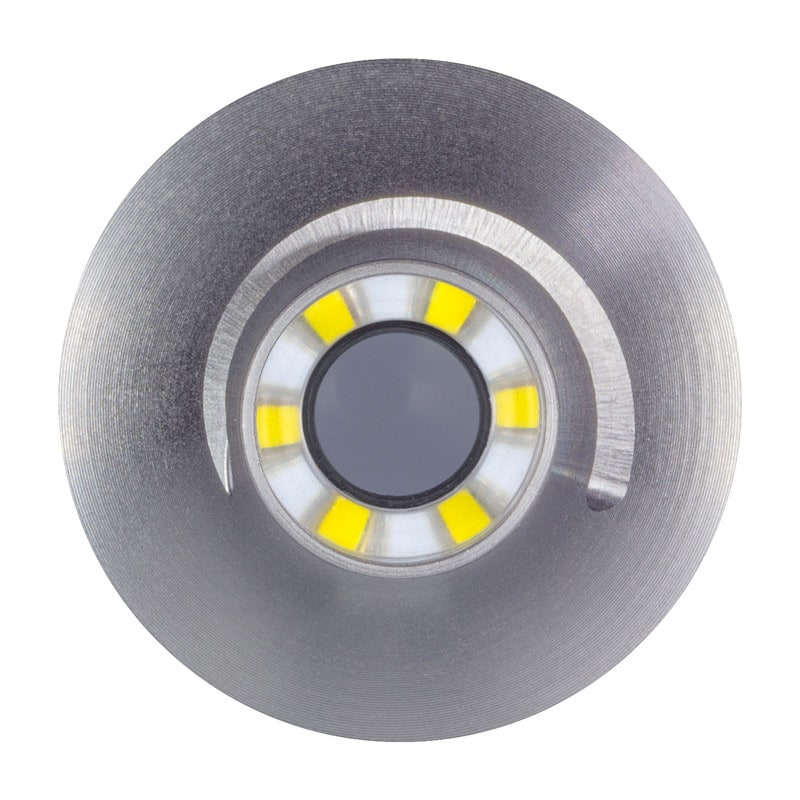 LED-Ring mit 6 dimmbaren LEDs