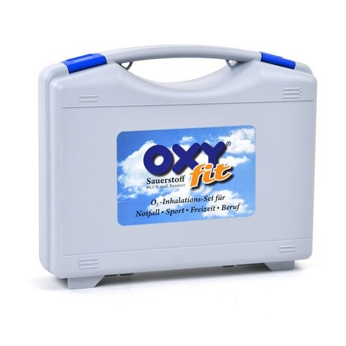 Oxy fit, Oxygen Set with Case