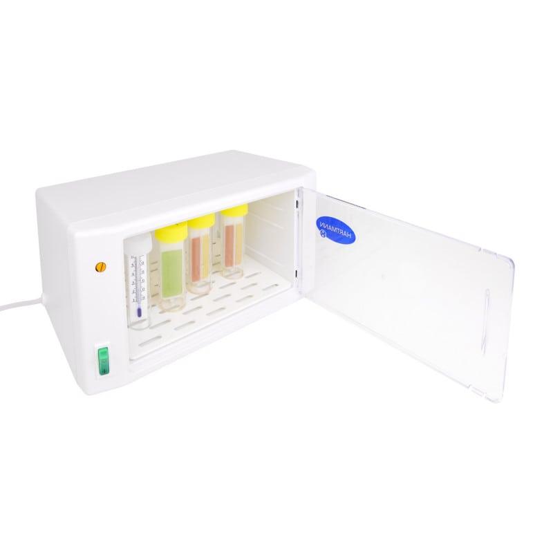 Fácil de usar, ideal para incubar medios de cultivo por inmersión