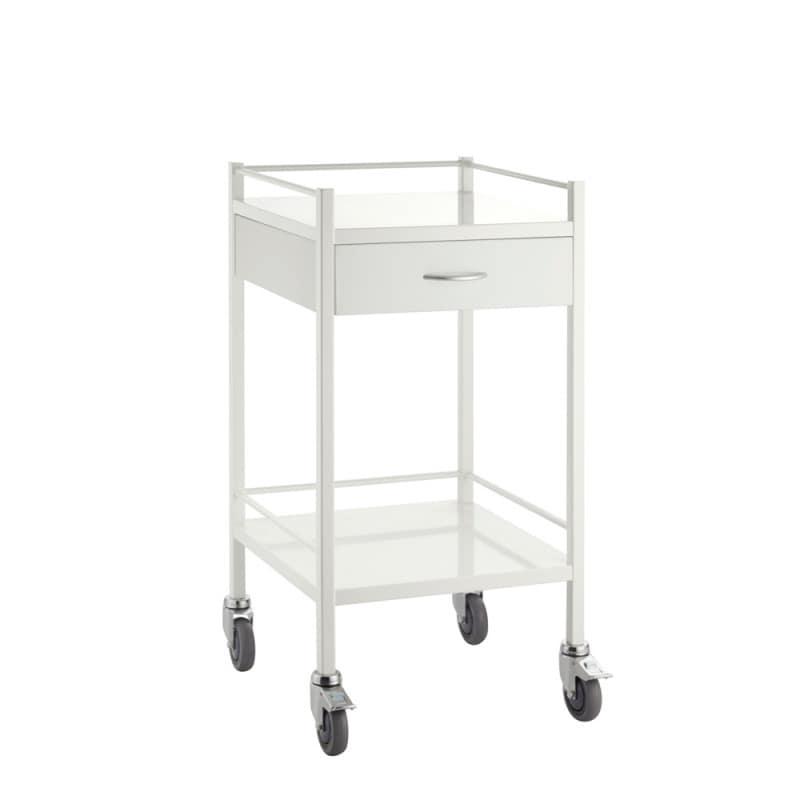 Le chariot d'entraînement peut être utilisé de plusieurs façons en tant qu'installation médicale