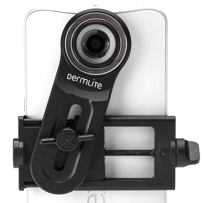 Adaptador universal DermLite para smartphones
