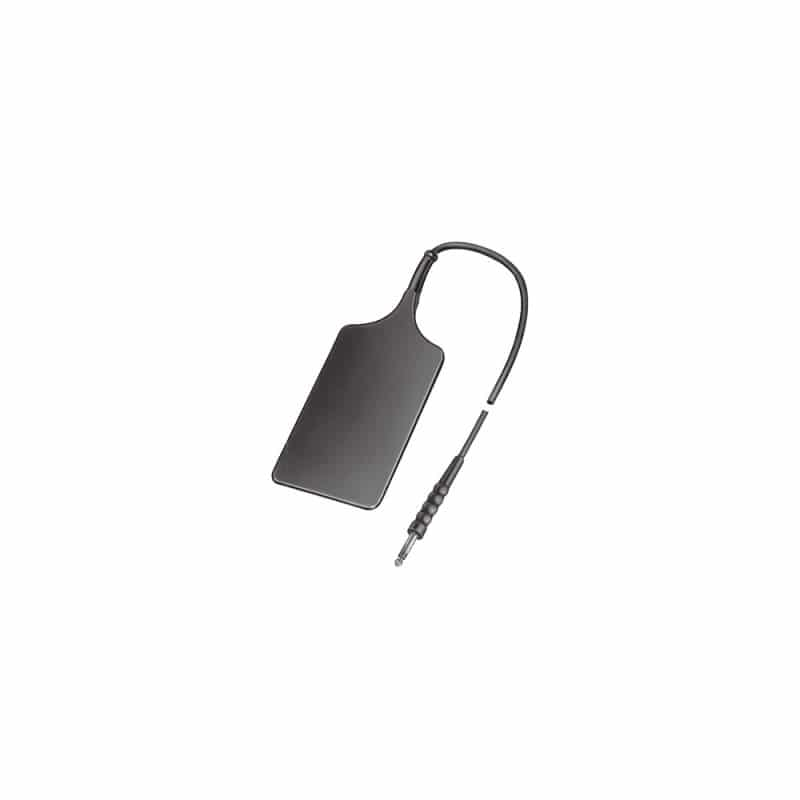 Gummi-Neutralelektrode, 8 x 15 cm