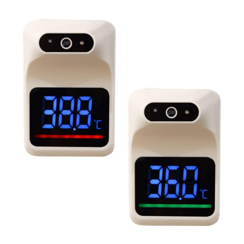 Termometro a infrarossi da parete