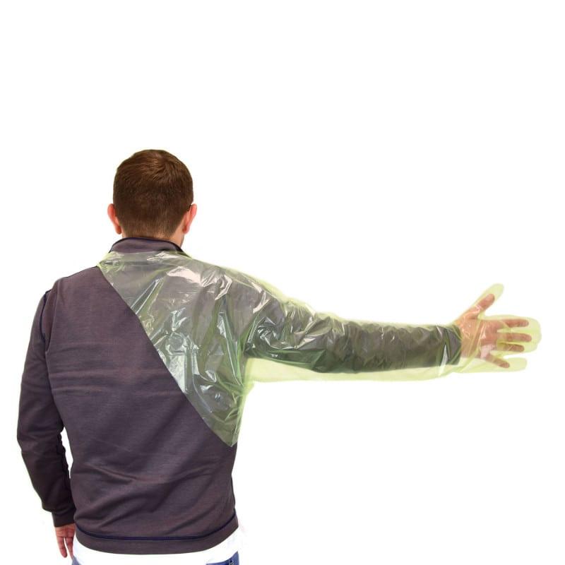Protección óptima de la ropa contra las secreciones y otros líquidos