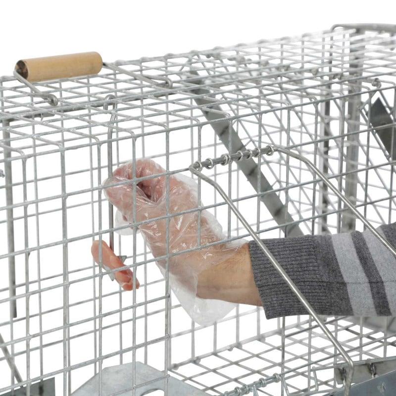 Fleischspieß im Lieferumfang enthalten