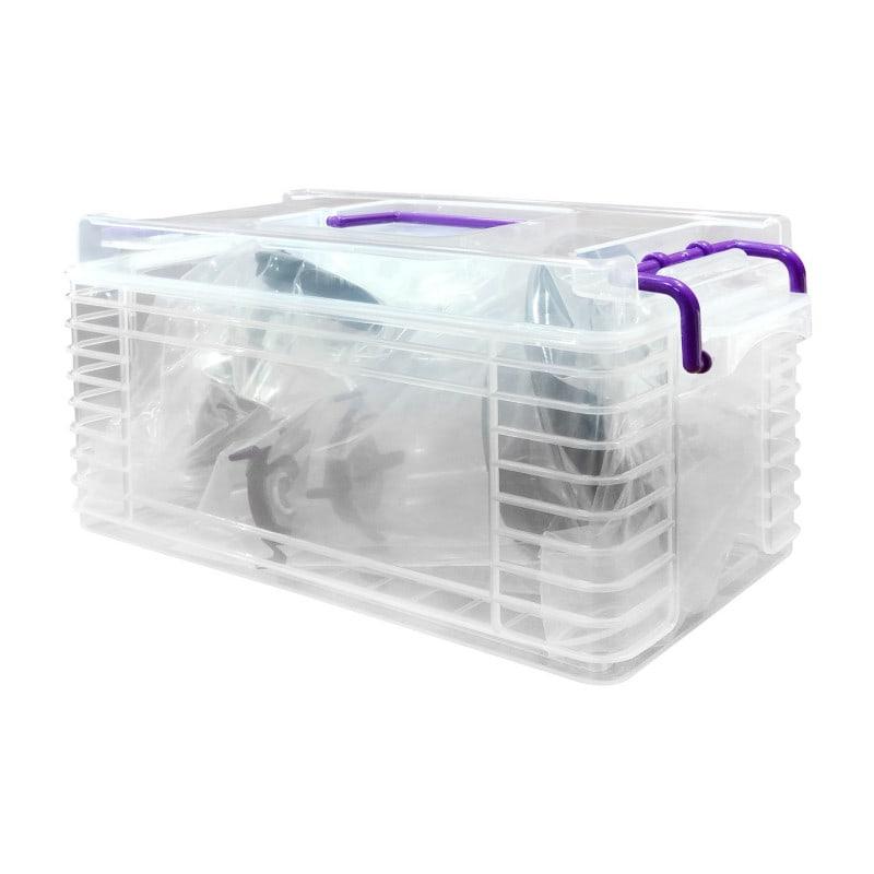 Praktische Aufbewahrungs- und Transportbox