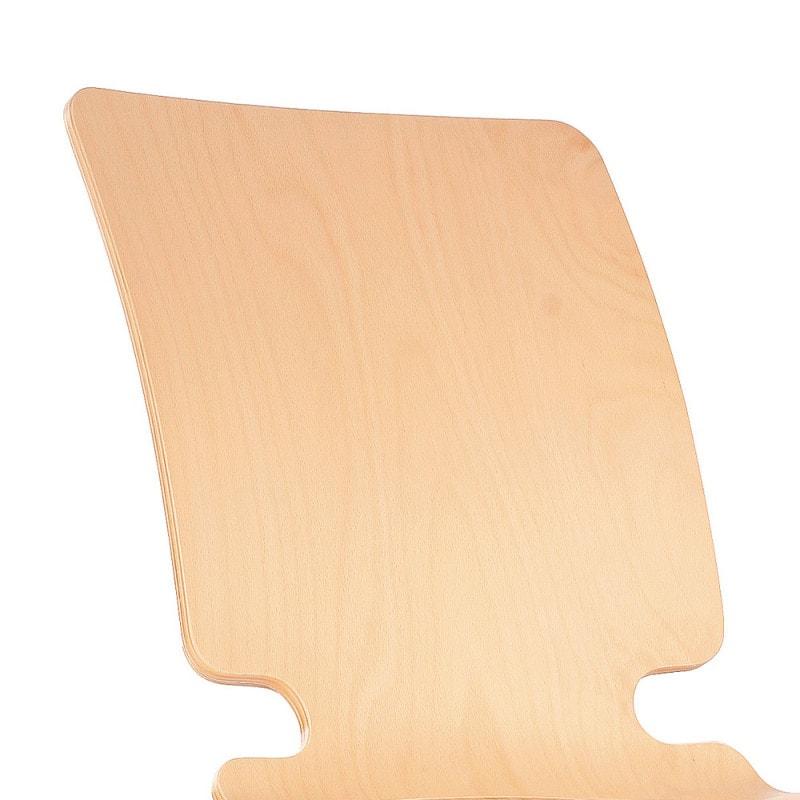 Holz-Stapelstuhl
