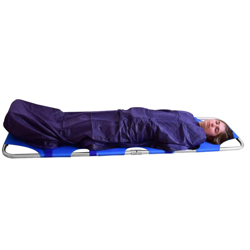 Large disposable patient blanket