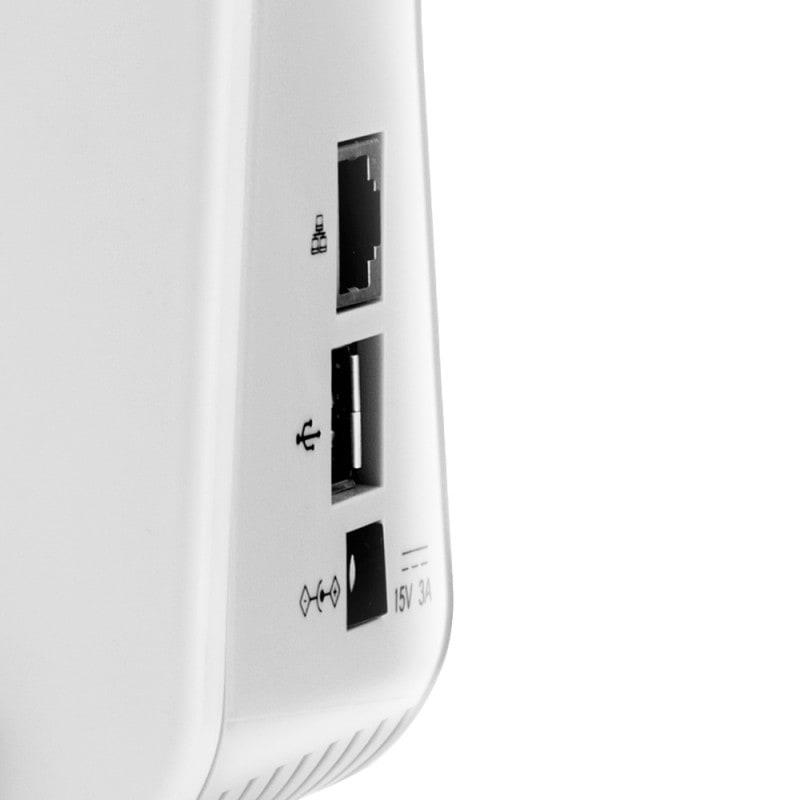 Mit USB-Anschluss, z. B. für Maus oder Tastatur