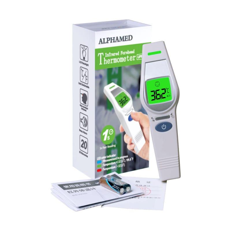 Lieferung inkl. Batterien und Bedienungsanleitung