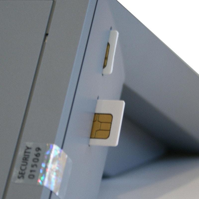Versiegelbare Plug-Ins für SMC-KT und SMC-B