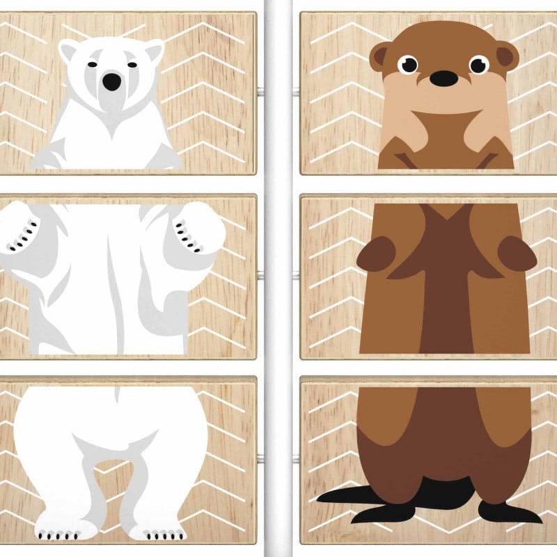 Sauber verarbeitete Holzkanten für eine hohe Spielsicherheit