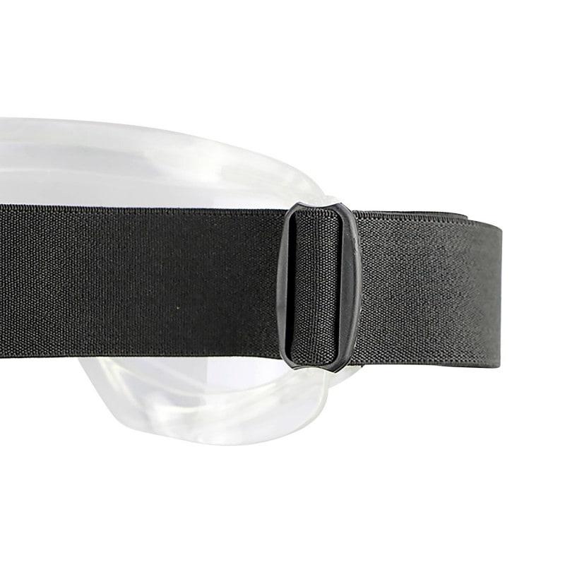 Se puede usar cómodamente con gafas graduadas