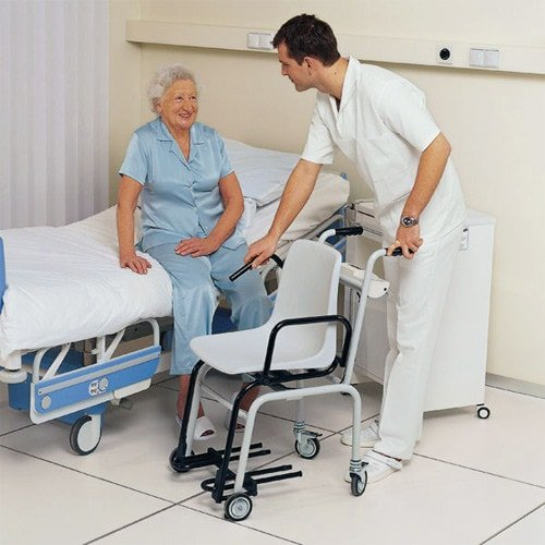 seca 959 Wireless Wheelchair Scale