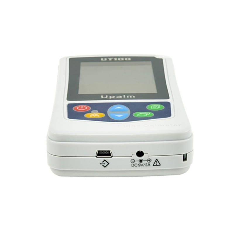 Optionale Übertragung und Auswertung der Daten am PC (Software erhältlich)