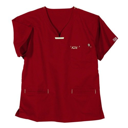 IguanaMed Quattro Scrub Top