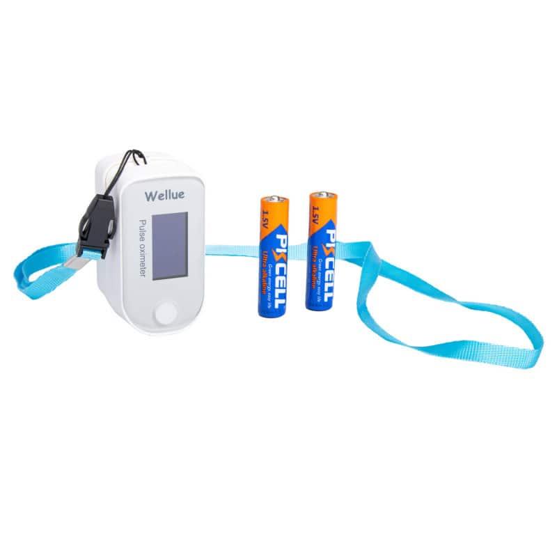Bluetooth-Pulsoximeter FS20F