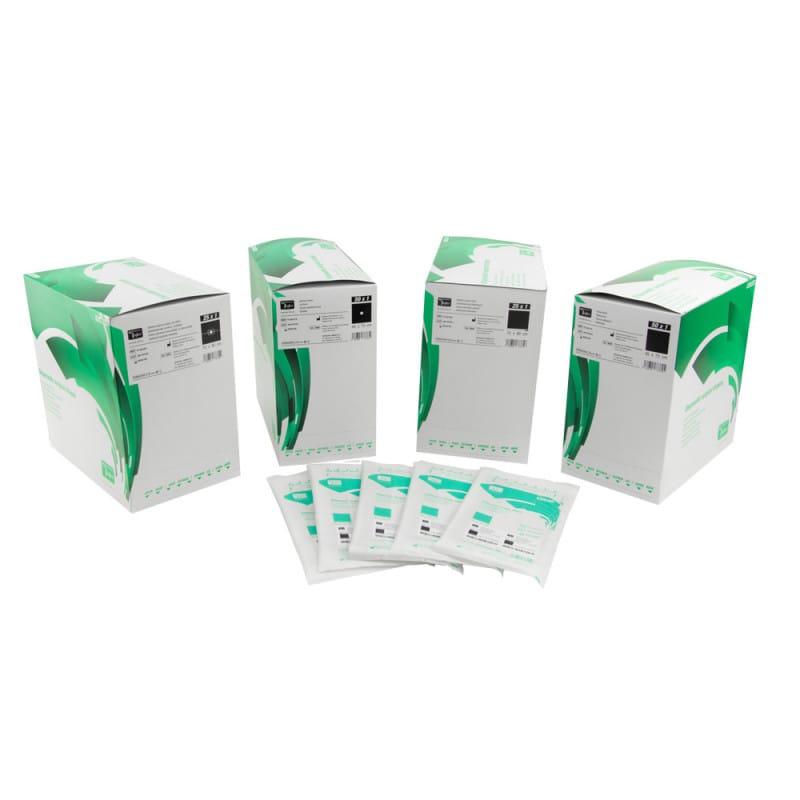 Die Teqler OP-Tücher sind in vielen verschiedenen Ausführungen erhältlich