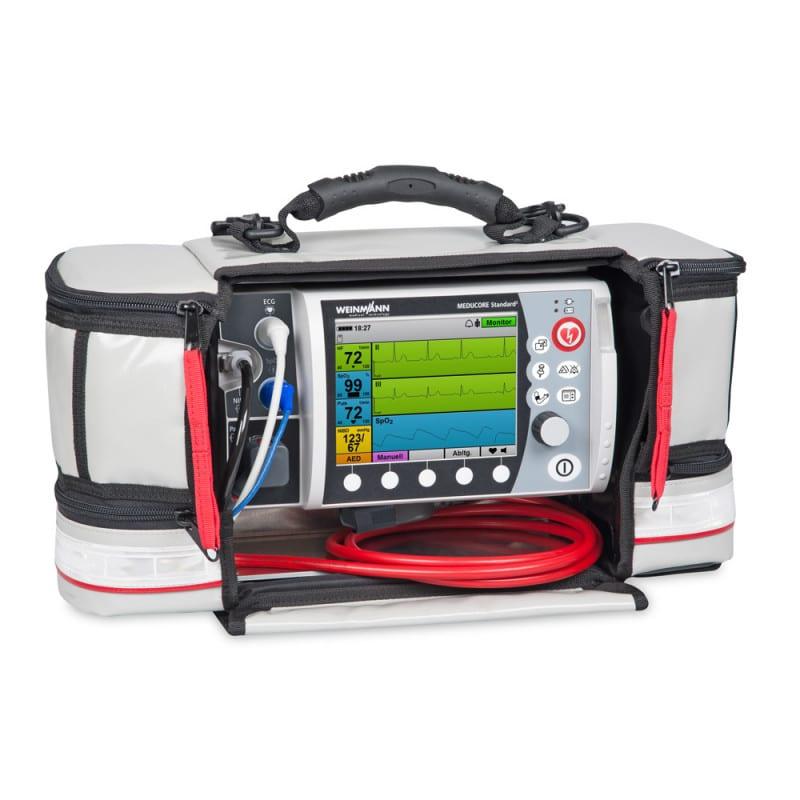 Passende Schutz- und Transporttasche optional erhältlich