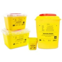 Teqler Sharps Container