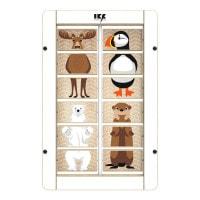 IKC Spielplatte «Tiermixer»