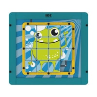 IKC Spielplatte «Monster»