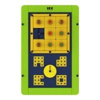 Module de jeu «logique en carré»