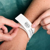 Patientenarmband easyBAND soft