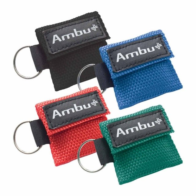 Ambu Lifekey in nylon softcase