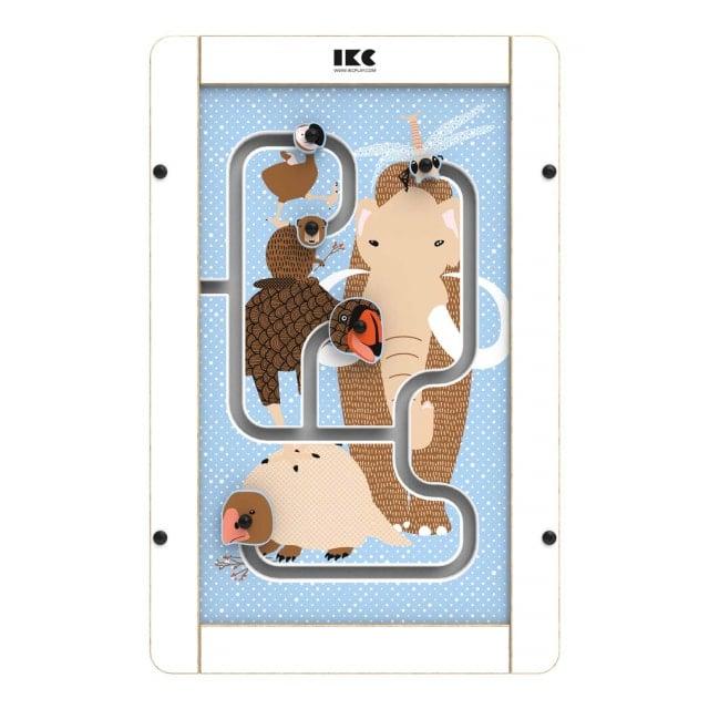 Tablica sensoryczna IKC «Epoka lodowcowa»