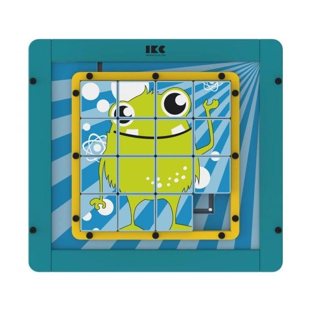 Puzzle przesuwane IKC «Monster»