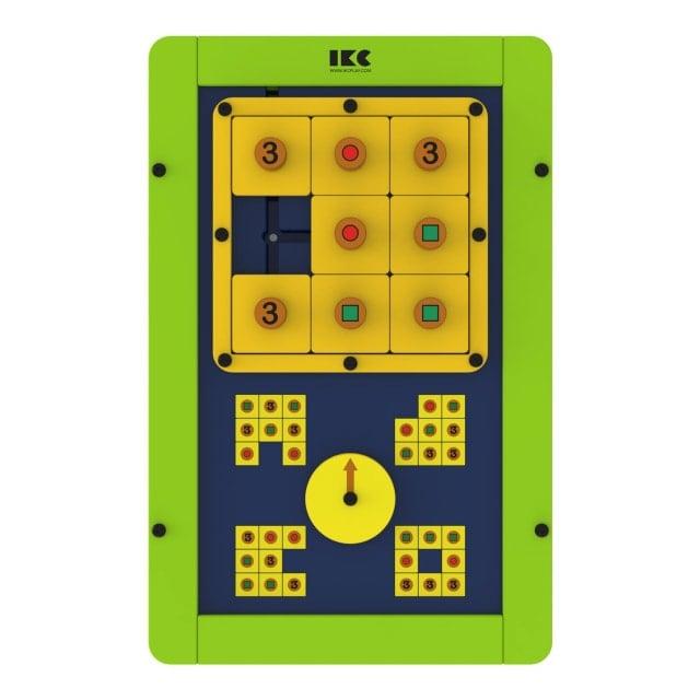 Gra logiczna IKC «Kółko i krzyżyk»