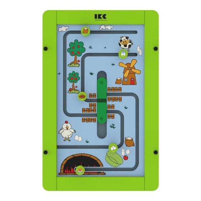 Gra edukacyjna IKC «Ciasto jabłkowe»