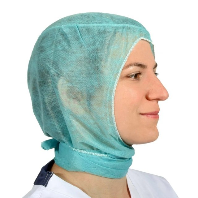 Bindable Surgical Cap